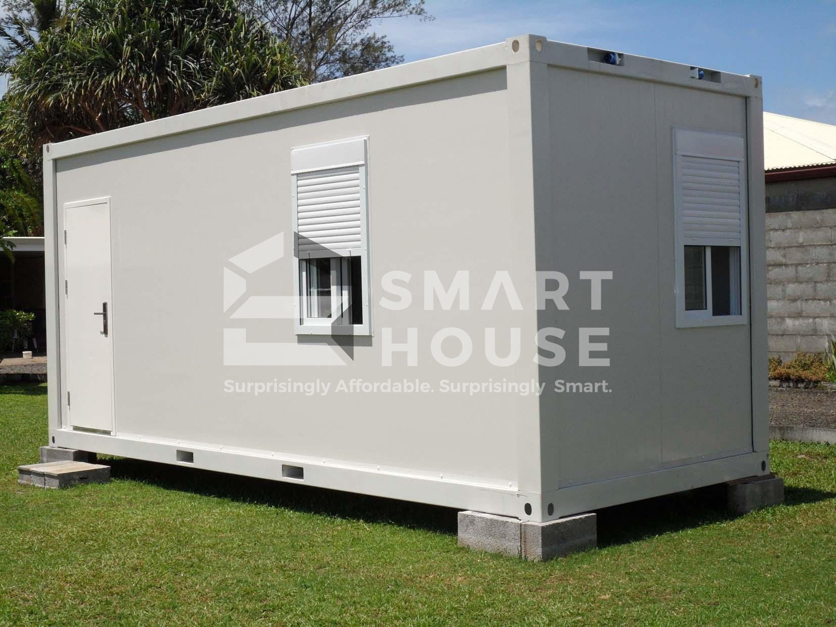 Patented Luxury Container House Smarthouse