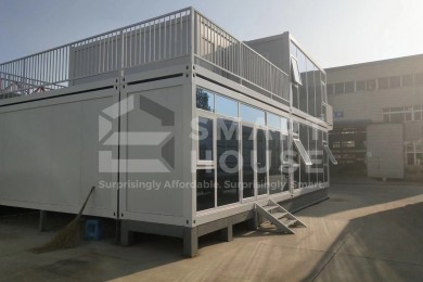 Patented Luxury Container House