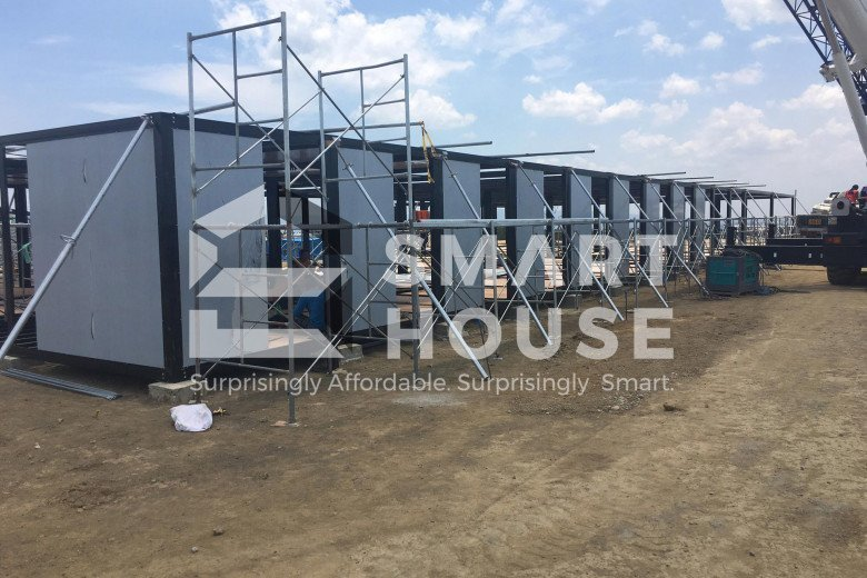 76 Pcs Container Barracks