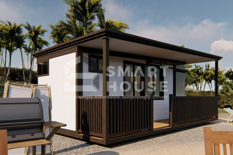 19.5 SQMS 1 Bedroom Villa